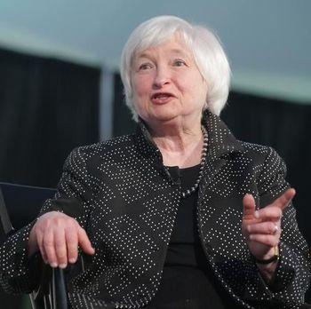 Ketika Janet Yellen Khawatir Krisis Keuangan Muncul Lagi