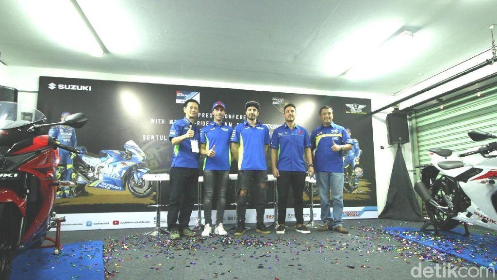 Hamish Daud: Pebalap MotoGP Banyak yang Nggak Punya SIM