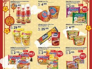 Hangatkan Badan dengan Promo Mi Instan di Transmart Carrefour