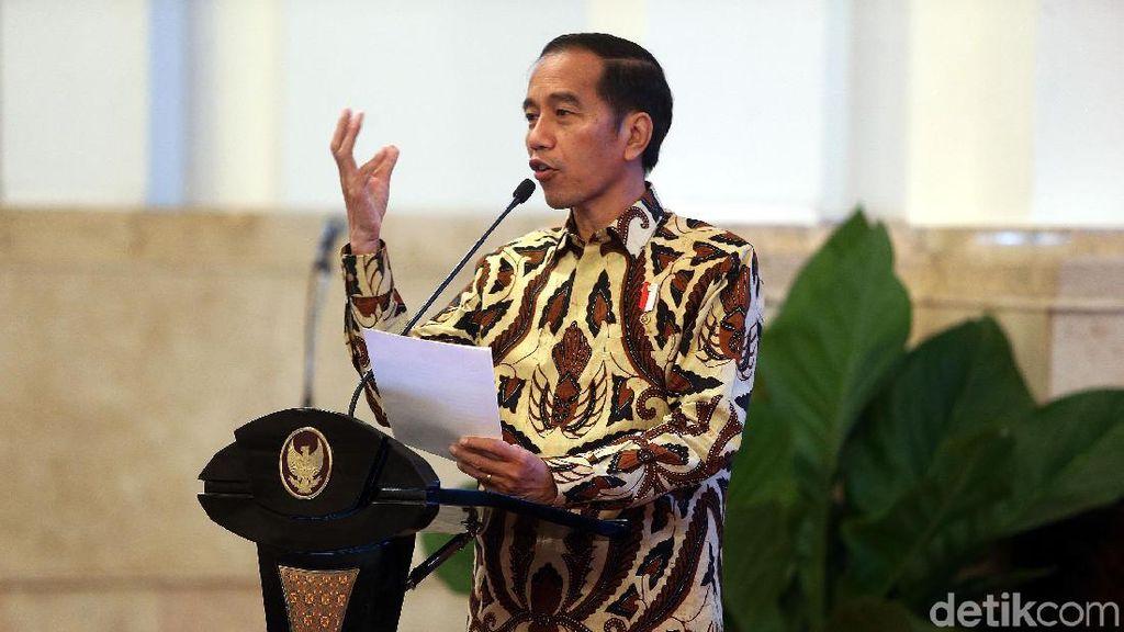 Jokowi Kumpulkan Menteri Bahas Percepatan Infrastruktur