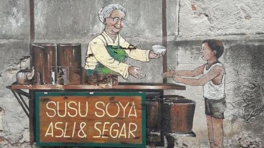 Ke Penang, Jangan Lupa Hunting Street Art