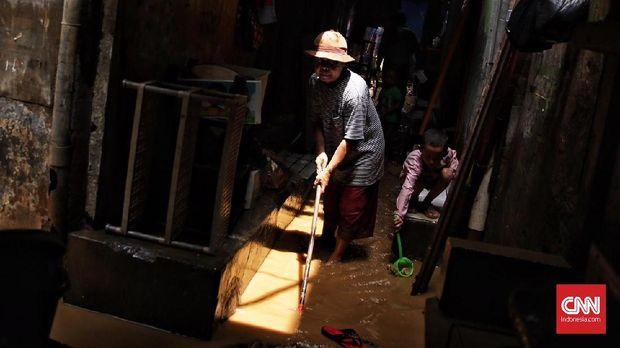 Lika-liku Warga Jakarta Hadapi Banjir Menjelang Musim Hujan