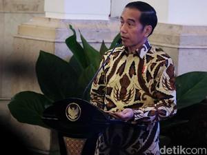Jokowi: Titik Api Tahun 2017 Menurun dari 2015-2016