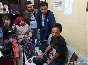 Pria Diduga Penderita Gangguan Jiwa Bikin Panik Santri di Sukabumi