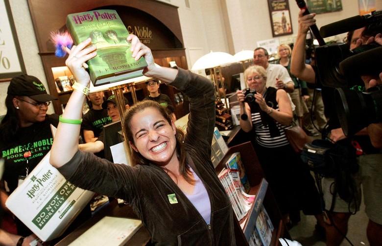 500 Juta Kopi Buku Harry Potter Terjual di Penjuru Dunia, Mana Favoritmu?