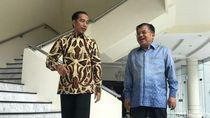 Jokowi akan Salat Id di Bogor, JK di Istiqlal