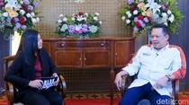 Cerita Ketua DPR Bamsoet soal Hobi Koleksi Mobil