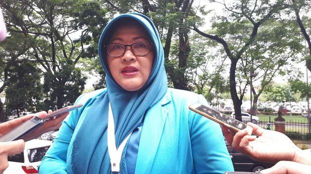 BPJS Ketenagakerjaan memberikan santunan untuk keluarga Putri yang meninggal dunia akibat tertimpa longsor di Bandara Soekarno-Hatta.