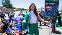 Curhatan Grid Girl Saat Dilarang Mejeng di Ajang F1