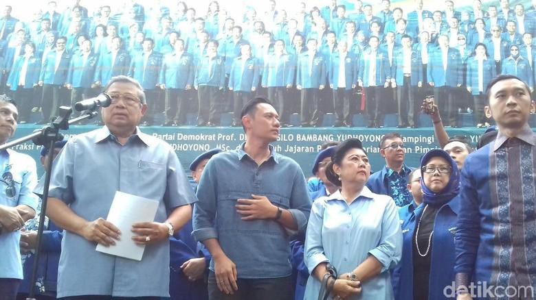 SBY: Firman Wijaya Tuduh Saya Intervensi e-KTP, Itu Fitnah