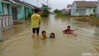 Fakta Banjir di Perumahan DP 1% Jokowi