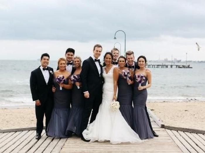 Ilustrasi pernikahan. Foto: Polka Dot Bride