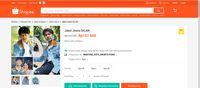 Jaket Ala Dilan dan Milea Ramai Dijual di Online Shop, Ini Variasi Harganya