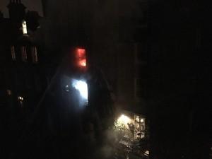 Kebakaran Hanguskan Apartemen di London, 1 Pria Tewas