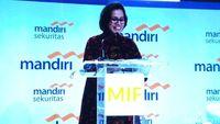 Sri Mulyani Pamer Ekonomi 2017 di Depan Ratusan Investor