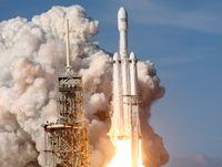 SpaceX Milik Elon Musk Luncurkan Satelit Indonesia