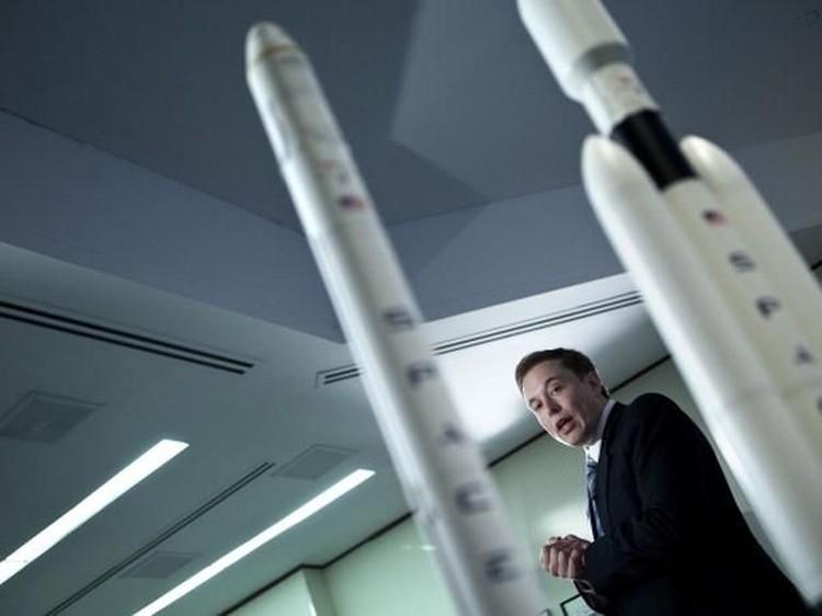 Perjalanan Elon Musk