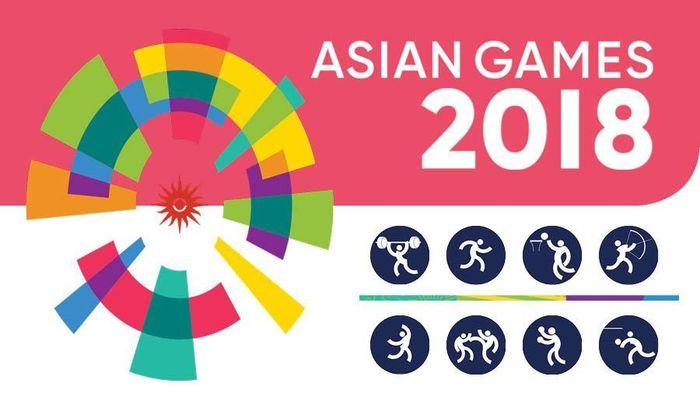 Test Event Asian Games 2018 (Infografis Detiksport)