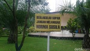 Taman Kota Jadi Tempat Pacaran, Ini yang Dilakukan Pemkab Ponorogo
