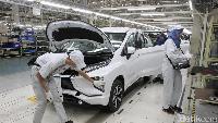 Mitsubishi Xpander Banjir Order Berkat Diskon PPnBM, Produksi Digenjot
