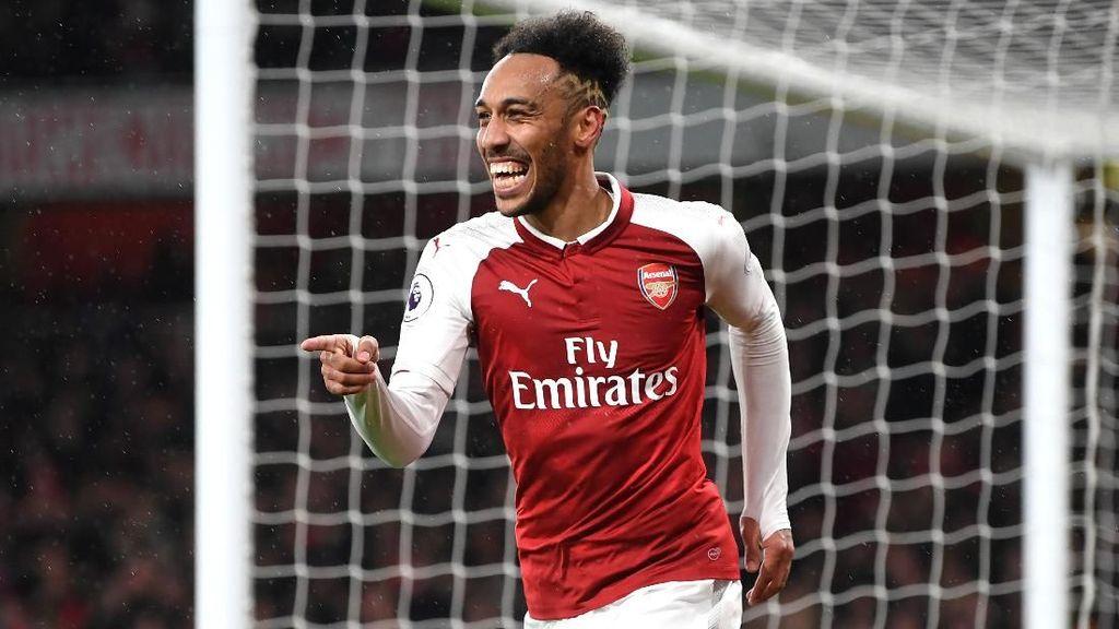 Sagna ke Arsenal: Jangan Pelit untuk Pertahankan Aubameyang