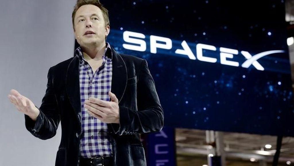 Jatuh Bangun Elon Musk Jadikan SpaceX Meraksasa