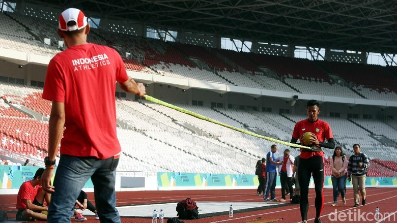 PB PASI Percaya Diri Tatap Test Event Asian Games 2018