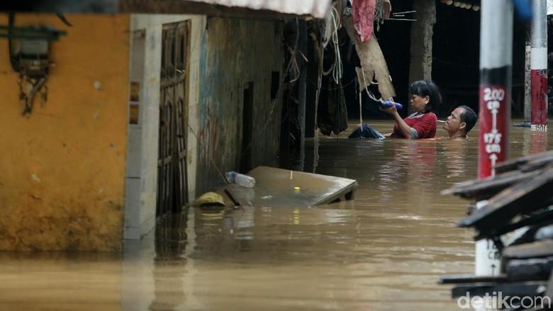 Cegah Banjir, LIPI Minta Pemprov DKI Buat Aturan Pemompaan Air Tanah