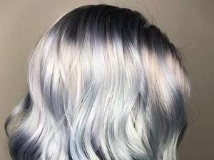 Ghosted Hair, Warna Rambut Seperti Hantu yang Jadi Tren di Instagram