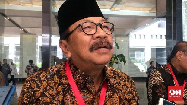 Soekarwo Sampaikan Saran SBY untuk Khofifah d Pilgub Jatim