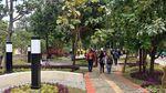 Kerennya Alun-alun Regol di Bandung