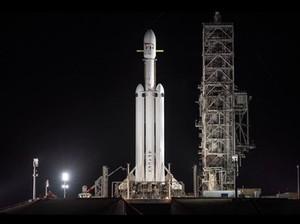 Roket Terkuat Ini Diproyeksi Wujudkan Penambangan Asteroid