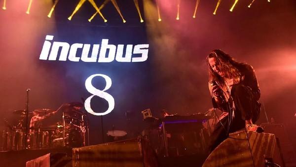 Ryan DMasiv dan Incunesia Padati Arena Konser Incubus