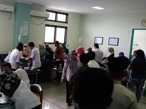 Makan Nasi Uduk, 43 Siswa SMP Negeri 2 Tarakan Keracunan Massal