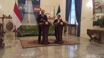 Retno dan Menlu Italia Bahas Palestina hingga Toleransi Beragama