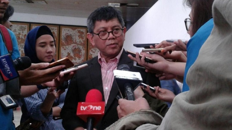 MK Tegaskan Angket Bisa untuk KPK, Pansus DPR: Keputusan Tepat