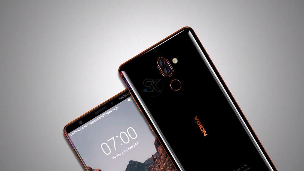 Nokia 7 Plus akan menjadi salah satu jagoan HMD Global di tahun 2018. Foto: Science and Knowledge