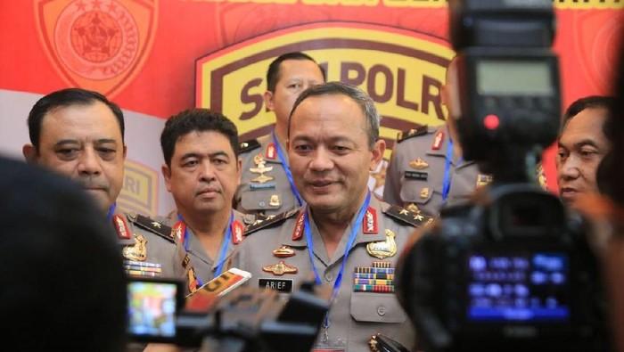 Kabareskrim Polri Irjen Arief Sulistyanto (Foto: Dok Biro SDM Polri)