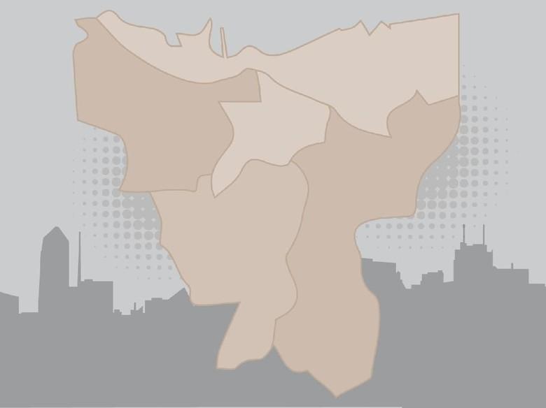 Katulampa Siaga II, Warga di Bantaran Kali Jakarta Diimbau Waspada