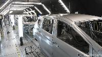 Pasar Belum Pulih, Pabrik Mitsubishi RI Masih Libur Produksi