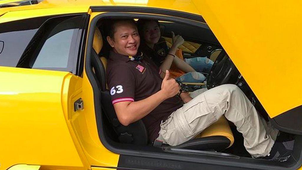 Bambang Soesatyo Jatuh Cinta dengan Mobil Sejak Kuliah