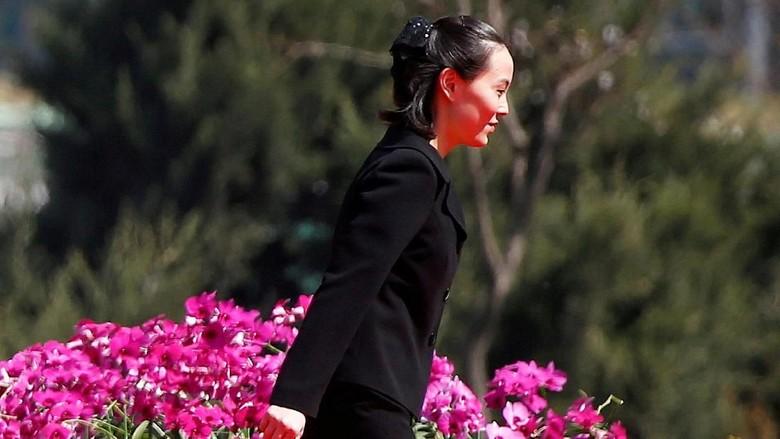 Presiden Korsel Akan Makan Siang dengan Adik Perempuan Kim Jong-Un