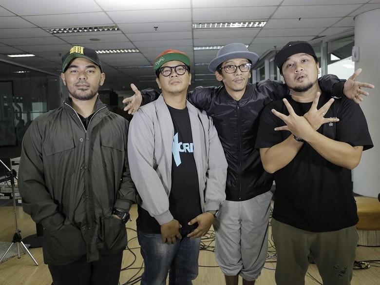 Fade2Black Curhat Susah Payah Lahirkan Album Debut