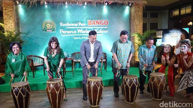 Pengusaha Makanan Tradisional Diundang Ikut 'Bango Penerus Warisan Kuliner 2018'
