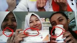 Kreativitas netizen Indonesia dalam mengolah humor memang luar biasa. Selain membuat meme lucu, pelesetan-plesetan dari suatu merk obat pun jadi bahan lelucon.