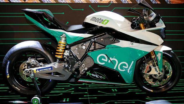 Perkenalkan: MotoE, MotoGP Versi Motor Listrik