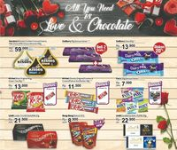 Beragam Cokelat Sambut Hari Kasih Sayang di Transmart Carrefour