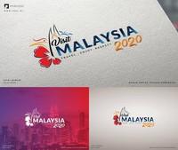 Foto: Sebenarnya masih ada banyak variasi desain lain yang tak kalah kerennya. Meski begitu, sampai saat ini tidak ada niat Pemerintah Malaysia untuk mengganti logo Visit Malaysia 2020 yang sudah mereka rilis. Kalau kamu suka yang mana traveler? (Facebook/Zul Fathi Noordin)