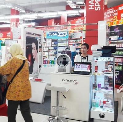 Foto: Produk Kosmetik di Transmart (Dok. Transmart Carrefour)