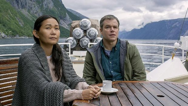 'Downsizing': <i>Dramedy</i> Penuh Optimisme dari Alexander Payne